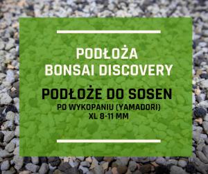 Podłoże do bonsai sosen po wykopaniu 17 litrów – XL –